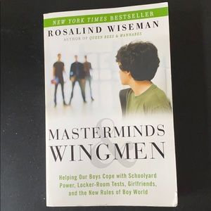 Masterminds Wingmen book